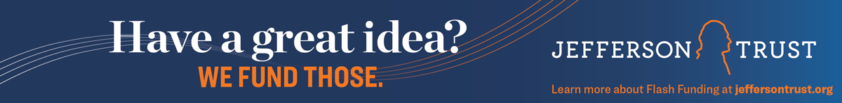 Have a great idea? We fund those.